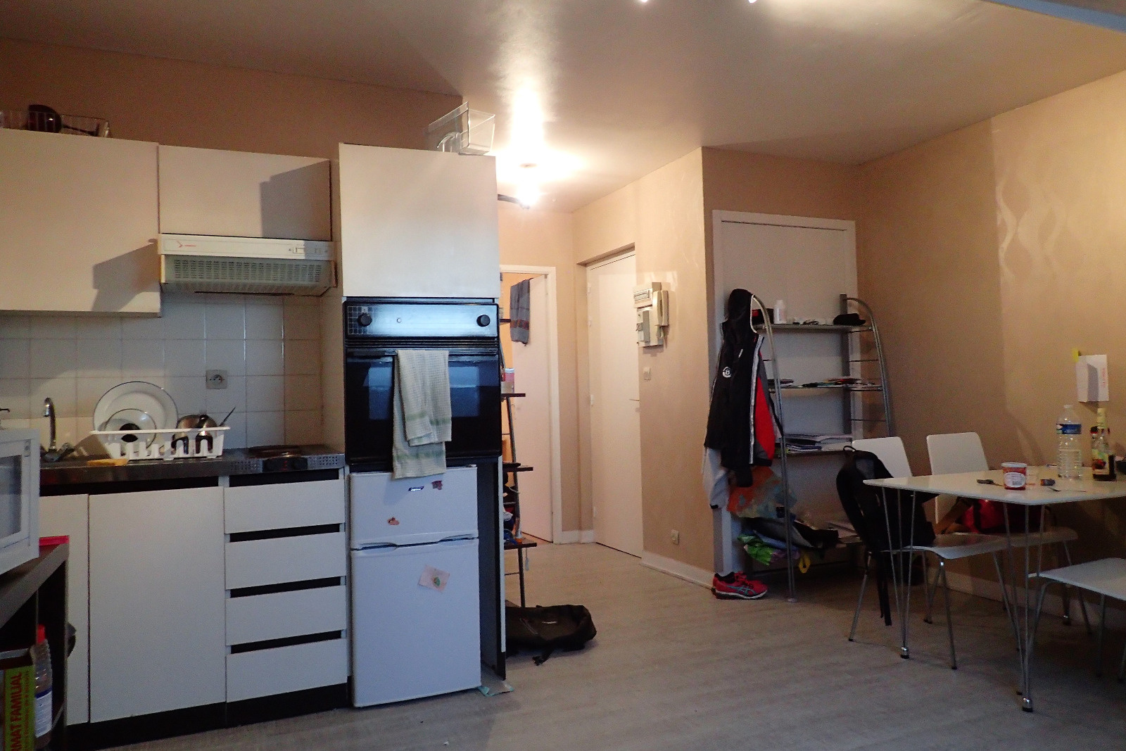 Annonce vente appartement brest 29200 28 m 66 500 for Appartement atypique 66
