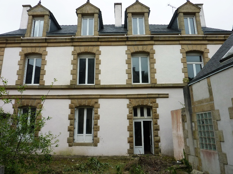 Annonce vente maison audierne 29770 365 m 105 000 for Architecture maison de maitre