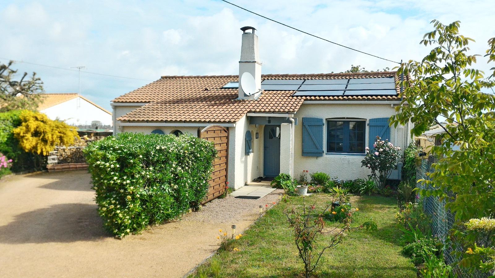 Annonce vente maison jard sur mer 85520 95 m 260 000 - Vente d une maison ...