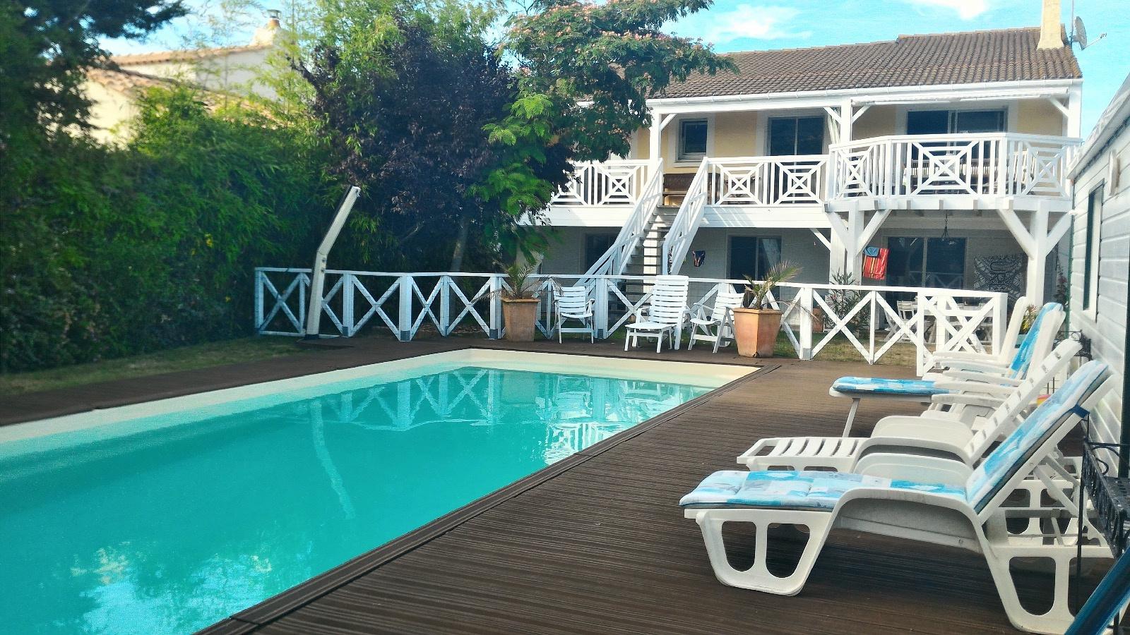 Annonce vente maison 230 m 410 000 992738920091 for Piscine chateau d olonne
